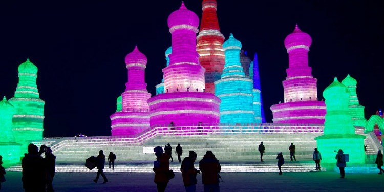 CHINA CITY SPOTLIGHT: HIDDEN HARBIN