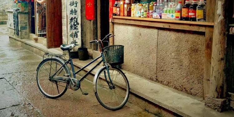 THE BIKES OF CHINA