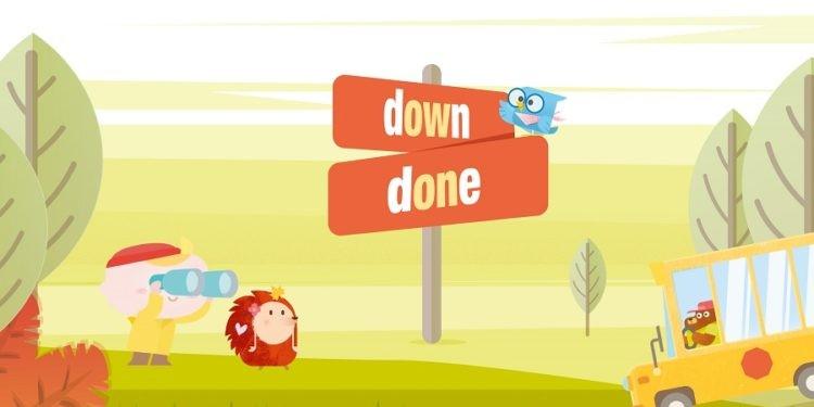 Фонетика. Down vs. Done