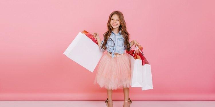 [Электронная книга] Shop Till You Drop!