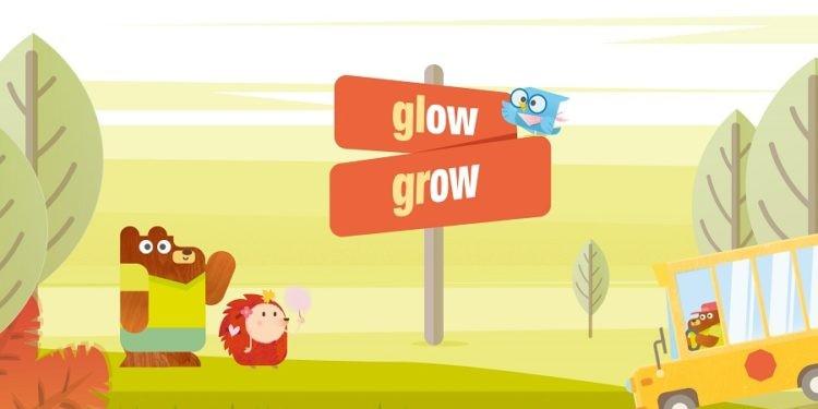 Фонетика. Glow vs. Grow