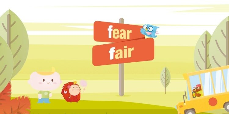 Фонетика. Fear vs. Fair