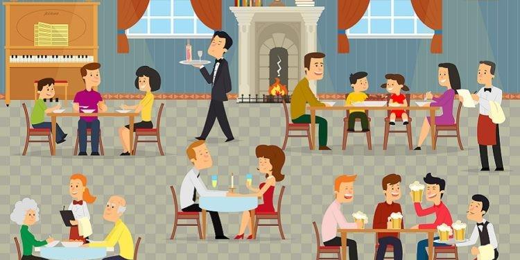Speaking Series: Как сделать заказ в ресторане?