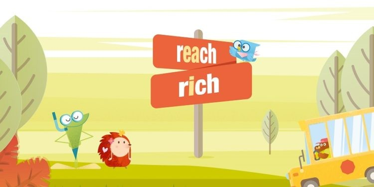 Фонетика. Reach vs. Rich.
