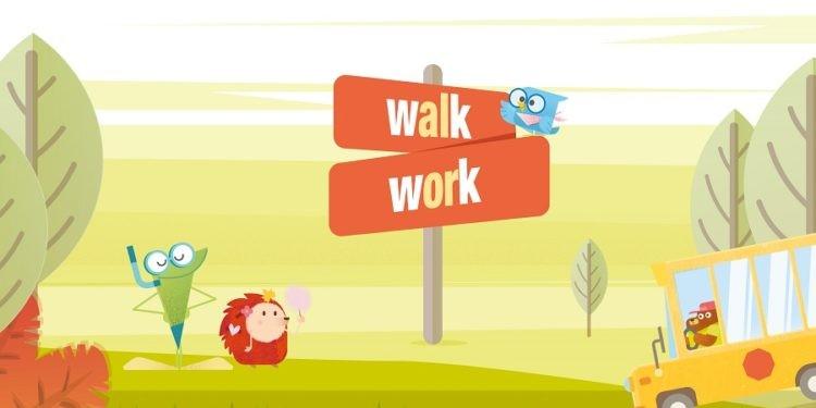 Фонетика. Walk vs. Work