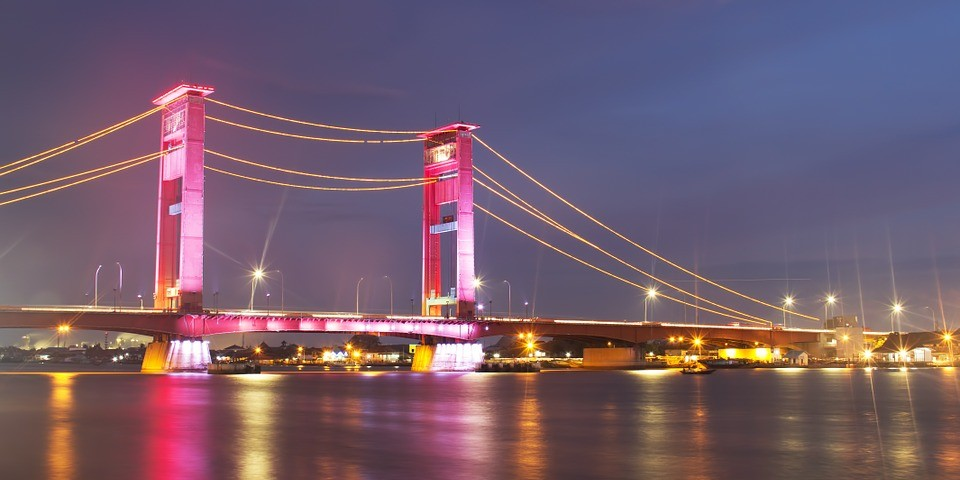 teach English in Palembang